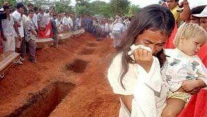 Massacre de Pau D'Arco (PA) deixou 10 mortos em maio.