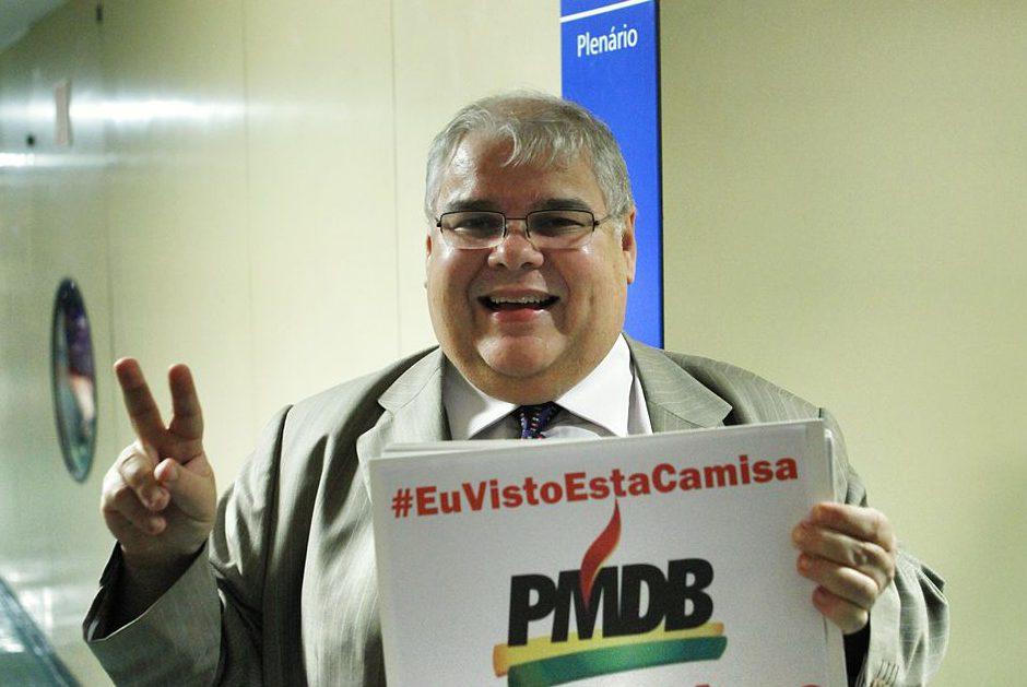 Deputado Lúcio Vieira Lima (PMDB-BA).