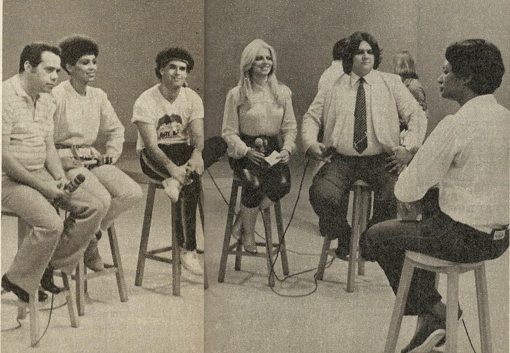 """""""O Povo na TV"""", com Roberto Jefferson. (Foto: Reprodução)"""