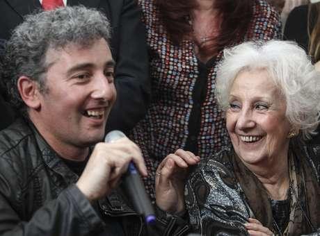 Guido e Estela de Carlotto