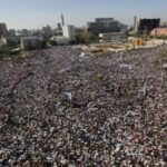 O vendaval árabe