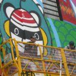A arte do graffiti em webdocumentário