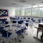 Rio inaugura escola pública sem salas, turmas ou séries