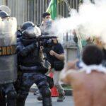 As razões dos protestos contra a Copa