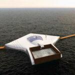 Uma engenhoca para limpar o lixo dos mares?