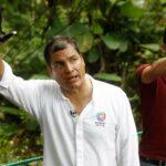 """Petróleo: Correa volta a mostrar """"mão suja"""" da Chevron"""