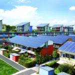 A inovadora vila solar da Alemanha