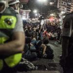 """<i>Sair no braço</i> — a """"nova"""" tática da PM paulista"""
