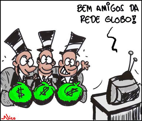 TRIBUNA DA INTERNET | Procuradoria investiga irmãos Marinho por usarem  empresas de fachada na Globo