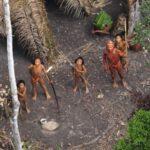 Acre: estão chegando os índios isolados