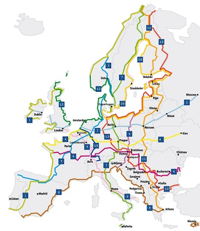 cicloviaeuropa