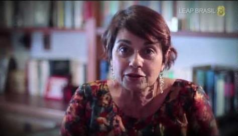 Maria Lúcia Karam, juíza aposentada e presidente da LEAP Brasil