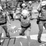 """Paraná: """"ajuste fiscal"""" a bala e cassetete"""