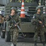 Crise hídrica: Exército simula ocupação da Sabesp