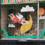 Em imagens do pré-consumismo, vitrines soviéticas
