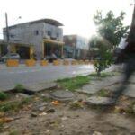 Calçadas, marginais na ditadura do automóvel