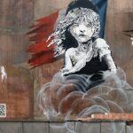Refugiados, a nova causa de Banksy