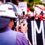 Vigilância e repressão alastram-se em São Paulo