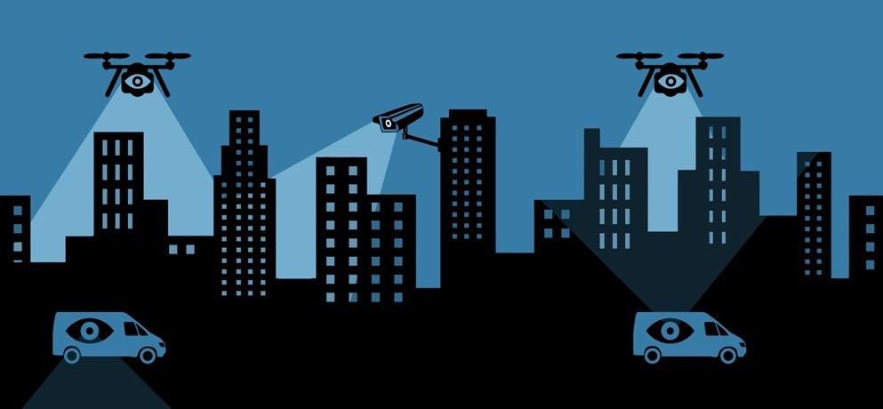 Vigilância em massa, inferno que cresce