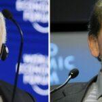 Em Davos, Temer tenta entregar a água do Brasil