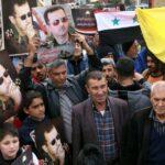 Síria, notável mudança