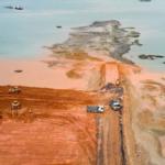 Economia e geopolítica global da areia