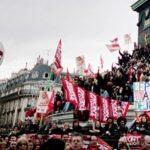 França: a surpreendente maré vermelha