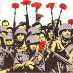 Portugal lembra os cravos com saudades