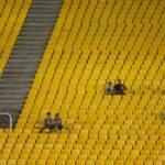 Por que nossos estádios estão vazios