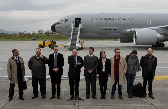 Representantes do presidente colombiano, Juan Manuel Santos, chegaram no início desta semana em Oslo