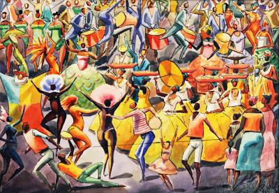 Carnaval -- Carybé
