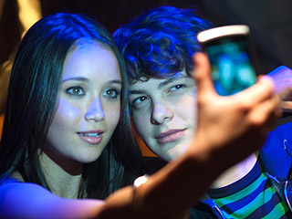 Bling Ring (2013) Katie Chang and Israel Broussard