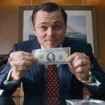 <i>O lobo de Wall Street</i>: dinheiro como droga pesada