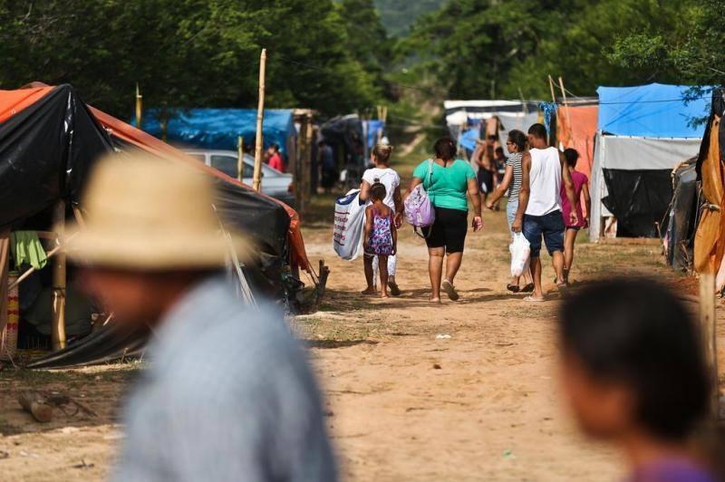 Ocupação Amarildo de Souza - Florianópolis