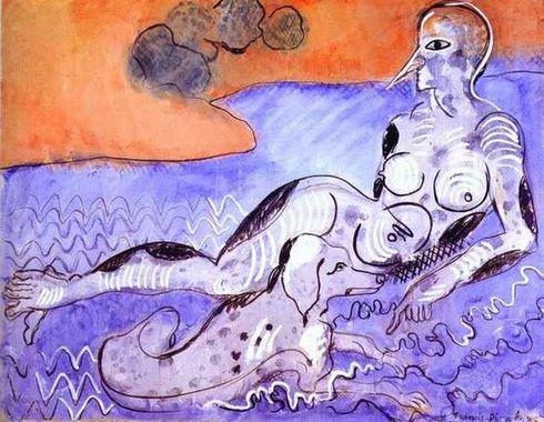 La_femme_au_chien(Picabia)