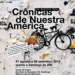 <em>Crônicas de Nuestra América</em> no teatro