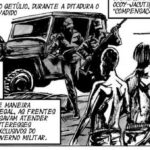 Em quadrinhos, fragmentos da ditadura militar