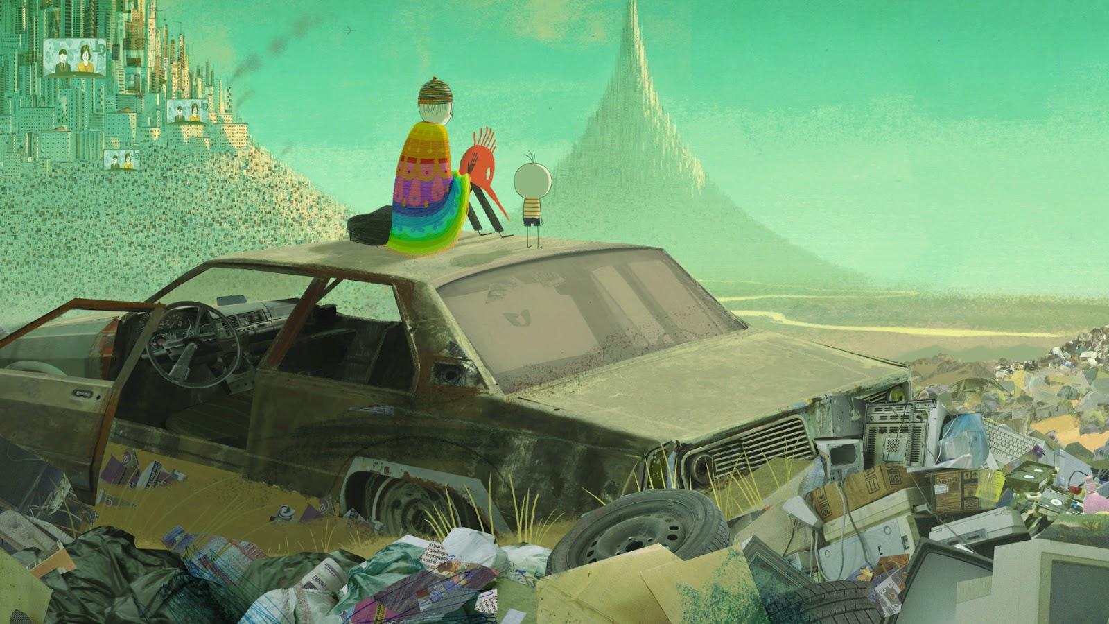 Image result for o menin e o mundo