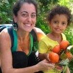 Caqui orgânico do Rio: agora com sabor de resistência