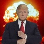 Trump a caminho da guerra nuclear?