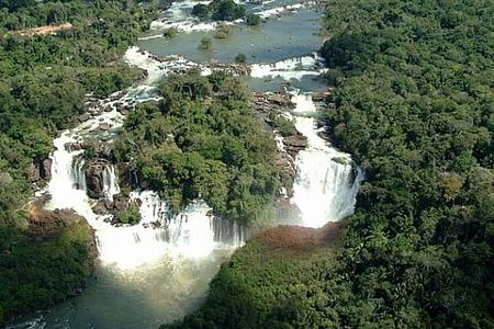 Floresta Nacional do Aripuanã, no Amazonas, uma das unidades de conservação ameaçadas