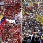 Venezuela: reportagem num país cindido