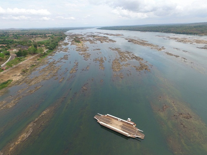 Resultado de imagem para Transposição - Agora é a vez do rio Tocantins