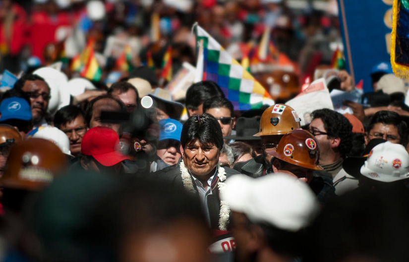 Boaventura: a História absolverá Evo Morales