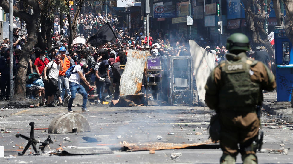 Insurgências e reações na América Latina