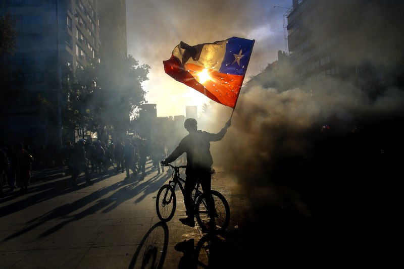 Chile: assim prepara-se a nova batalha