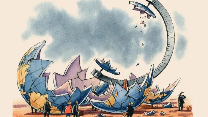 Ultraliberais buscam sobreviver a seu desastre