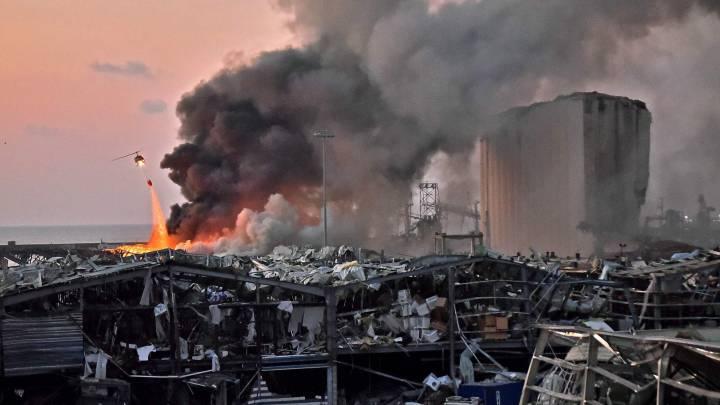 Quem ganha com a explosão de Beirute - Outras Palavras