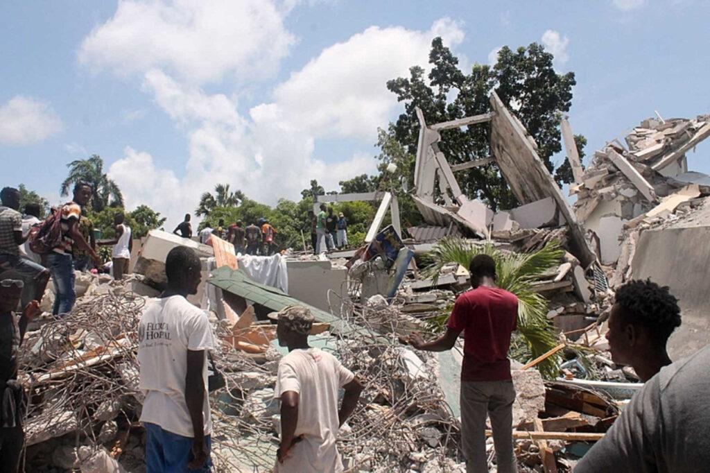 Para entender as três crises do Haiti